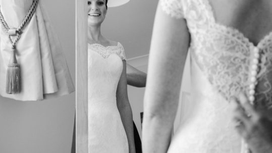 The Dress Teddington Dress Fitting