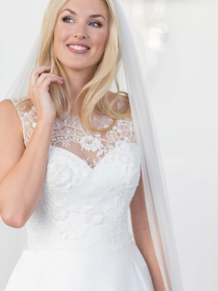 Augusta Jones Wedding Dress Bridal London