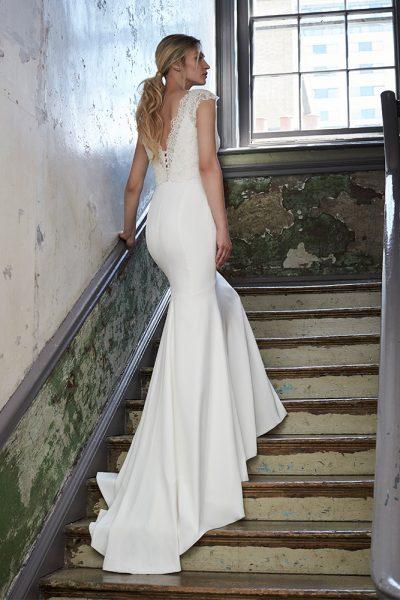 Sassi Holford Wedding Dress Bridal London