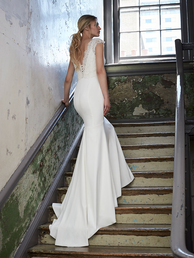 Sassi Holford Wedding Dress Bridal London