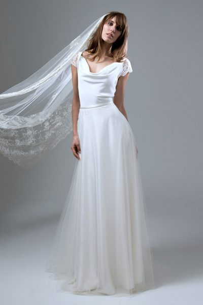 Halfpenny London Wedding Dress Clare