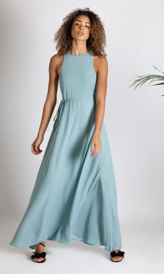 Rewritten Bridesmaid Dress Vienna Marine